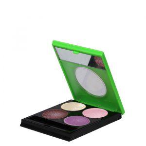 سایه چشم کالیستا مدل Quattro Eye Design شماره E25