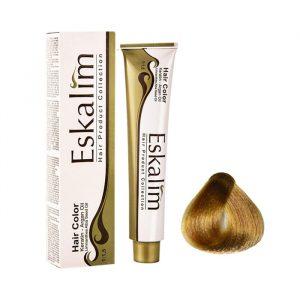 رنگ مو اسکالیم شماره 7.3 رنگ بلوند طلایی متوسط حجم 100 میلی لیتر