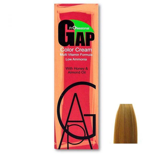 رنگ مو گپ سری بژ مدل بلوند بژ خیلی روشن شماره 9.31