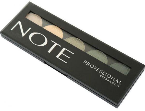 پالت سایه چشم نوت مدل Professional شماره 103
