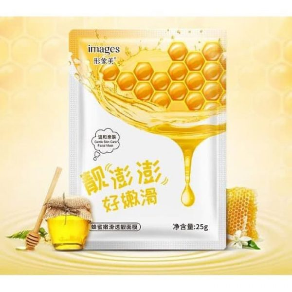 ماسک ورقه ای عسل ایمیجز 25 گرم