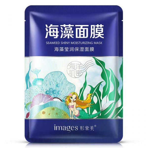 ماسک دریایی هیالورونیک اسید ایمیجز 30 گرم