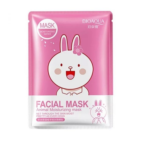 ماسک صورت مرطوب کننده بیوآکوا 30 گرم