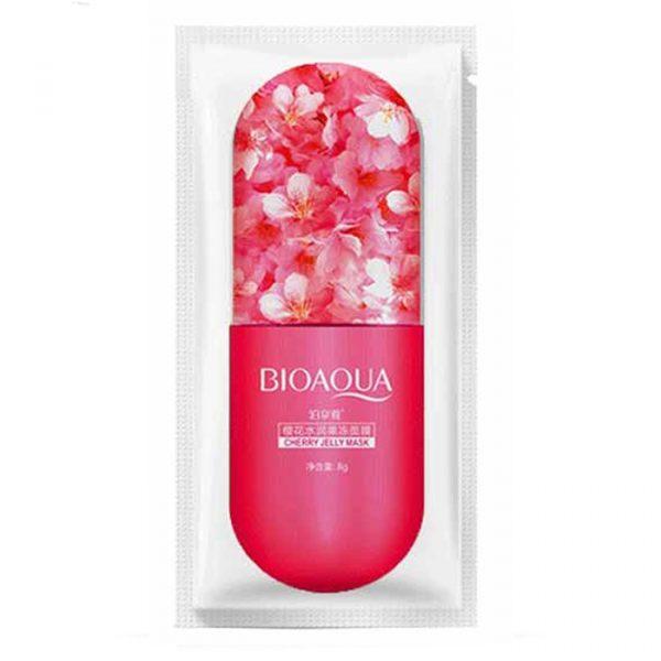 ماسک ژله ای شکوفه های گیلاس بیوآکوا 8 گرم