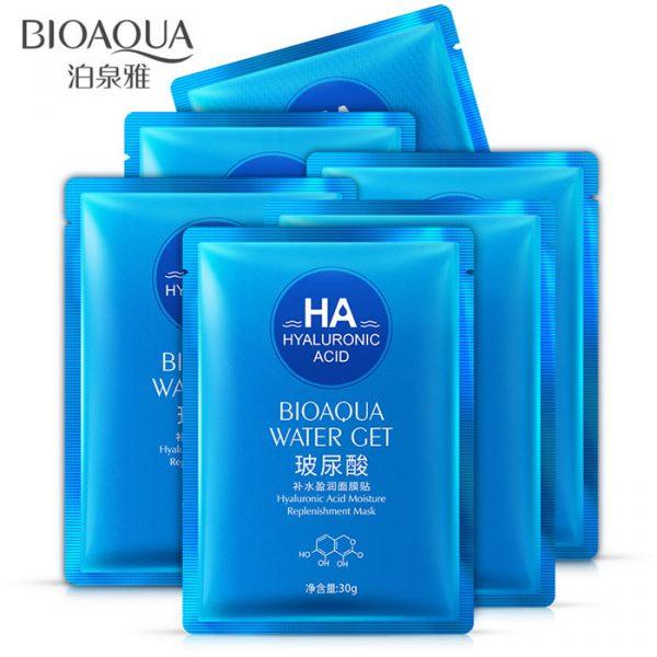 ماسک هیالورونیک اسید بیوآکوا 30 گرم