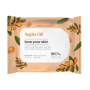 دستمال مرطوب بیول مخصوص پوست های خشک و حساس بسته 20 برگی