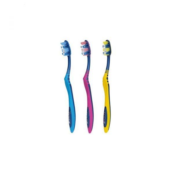 پک 4 عددی مسواک تریزا مدل Flexible Head با برس متوسط