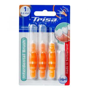 پک سه عددی مسواک بین دندانی نازک تریزا مدل Professional