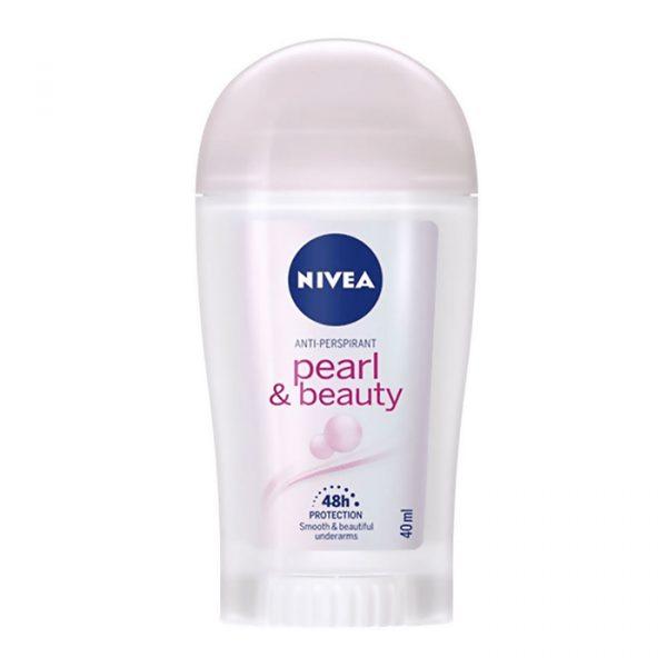 استیک ضد عرق زنانه نیوآ مدل pearl and beauty حجم 40 میلی لیتر
