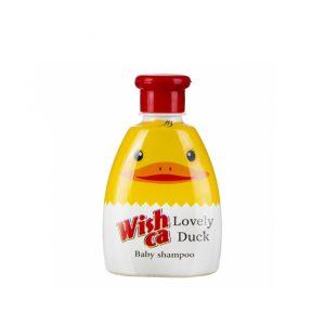 شامپو بچه ویشکا مدل جوجه اردک