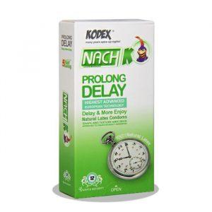 کاندوم کدکس 12 عددی تاخیری مدل Prolong Delay