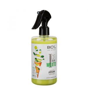 اسپری مو  بیول حاوی عصاره بستنی موهیتو مناسب موهای چرب حجم 400 میلی لیتر