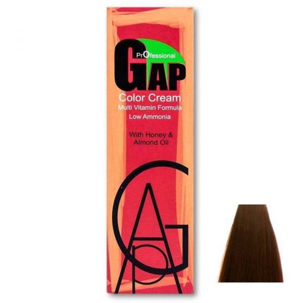 رنگ مو گپ سری مسی مدل قهوه ای مسی روشن شماره 5.4