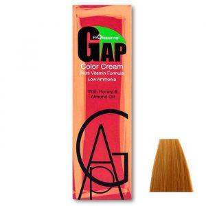 رنگ مو گپ سری مسی مدل بلوند مسی روشن شماره 8.4