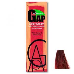 رنگ مو گپ سری بنفش ماهاگونی مدل بلوند بنفش ماهاگونی خیلی روشن شماره 9.5