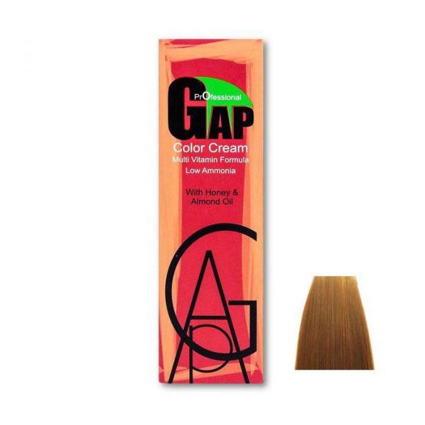 رنگ مو گپ سری خاص مدل کاپوچینو شماره 7.34