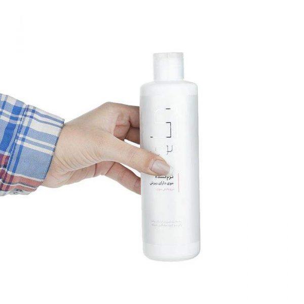 نرم کننده مو دارای ریزش زی موی حجم 250 میلی لیتر