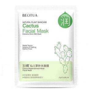 ماسک نقابی بئوتوا با عصاره کاکتوس 25 گرم