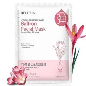 ماسک بئوتوا با عصاره گیاه زعفران 25 گرم