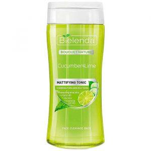 تونر پاک کننده و مات کننده لیمو و خیار بی یلندا حجم 250 میلی لیتر