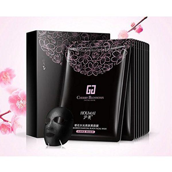 ماسک نقابی شکوفه های گیلاس هومای 25 گرم