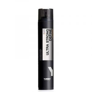اسپری نگهدارنده و حالت دهنده مو یانسی پروفشنال مدل Ultra Black حجم 500 میلی لیتر