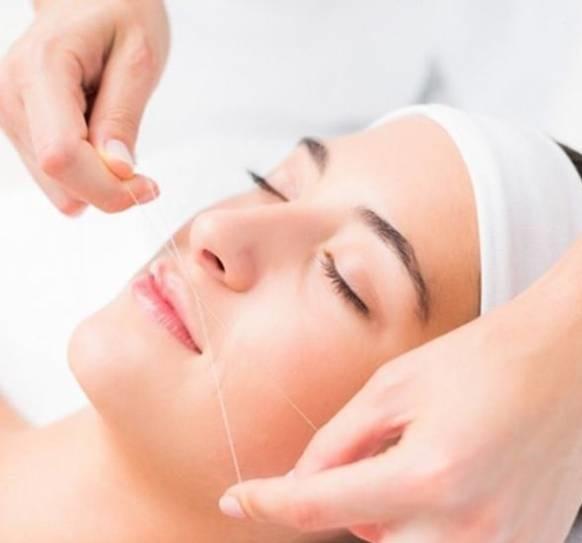 جلوگیری از جوش بعد از اصلاح صورت با بند