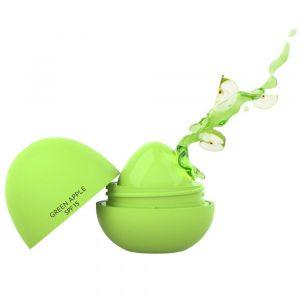 بالم لب گلدن رز با طعم سیب – Green Apple