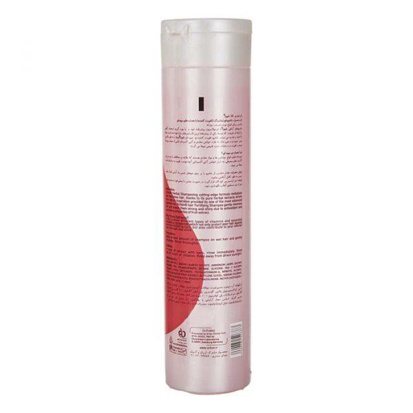 شامپو تقویت کننده مو شون حجم 400 میلی لیتر