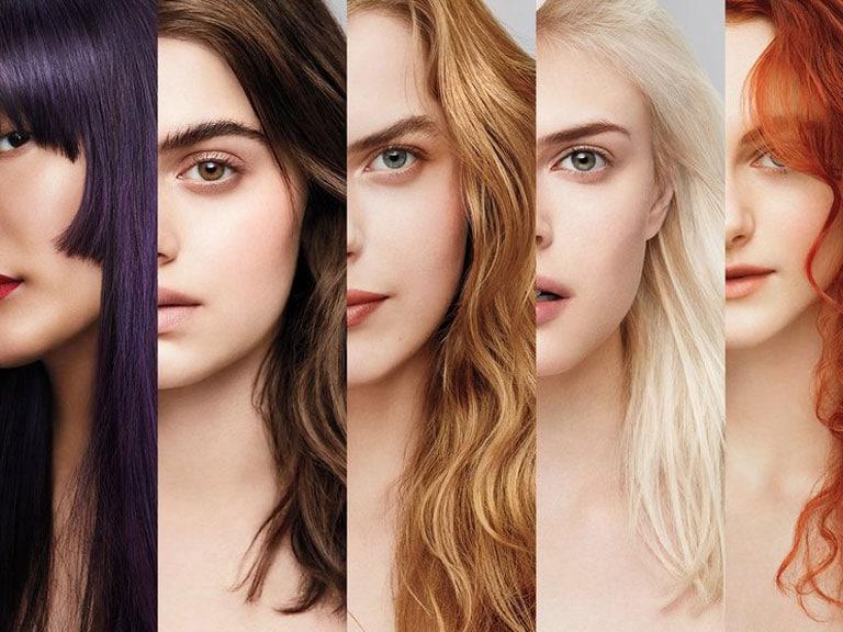 پرطرفدارترین رنگ موهای سال ۲۰۲۰