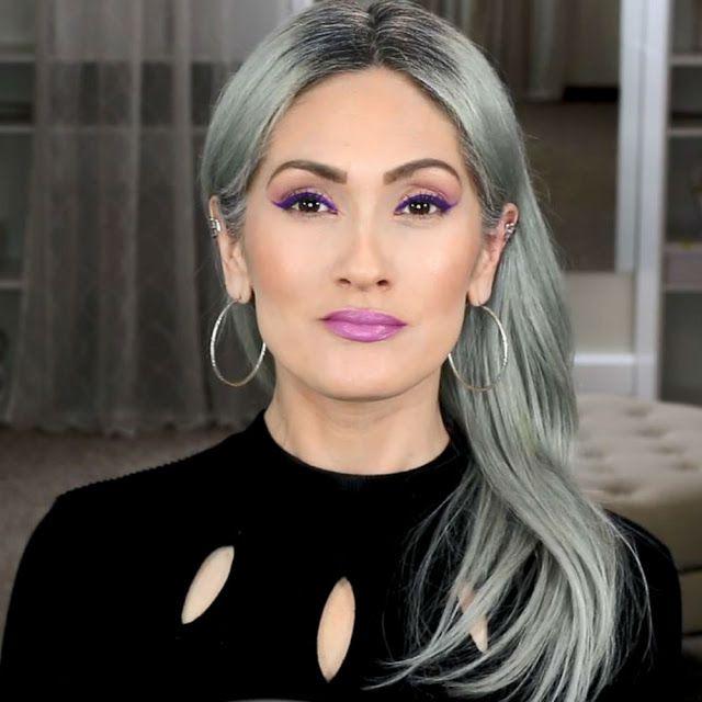 سایه برای موهای خاکستری