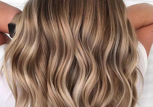 عکس انواع رنگ مو