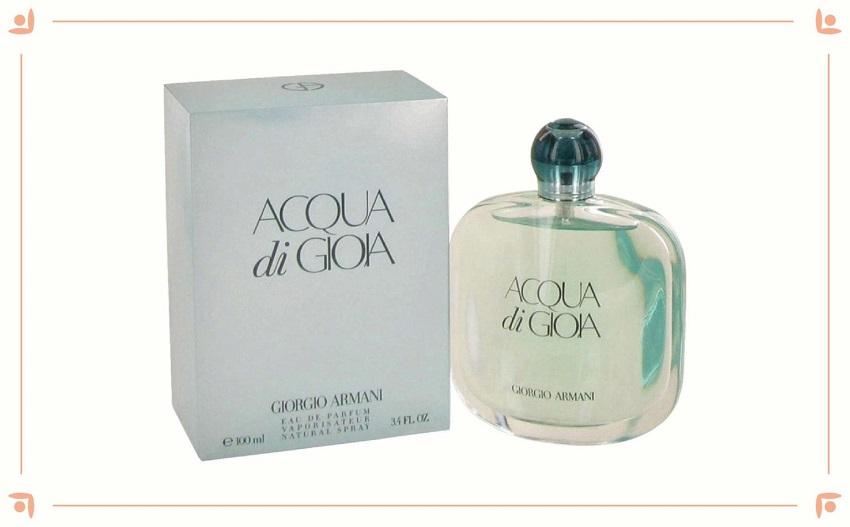 ادو پرفیوم زنانه جورجیو آرمانی، خوشبوترین عطر زنانه برای تابستان