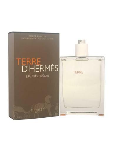 تشخیص اصل از تقلبی عطر ادکلن Terre d'Hermes Eau Tres Fraiche-min