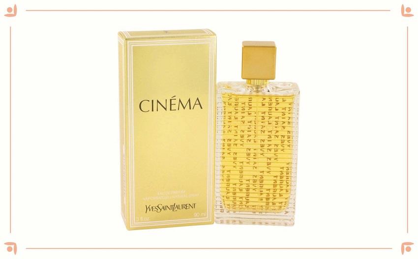 عطر ادکلن ایو سن لورن سینما، عطر تابستانی زنانه