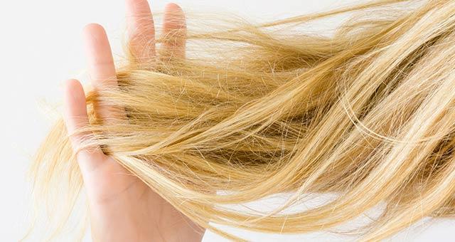 مراقبت از موی خشک شده