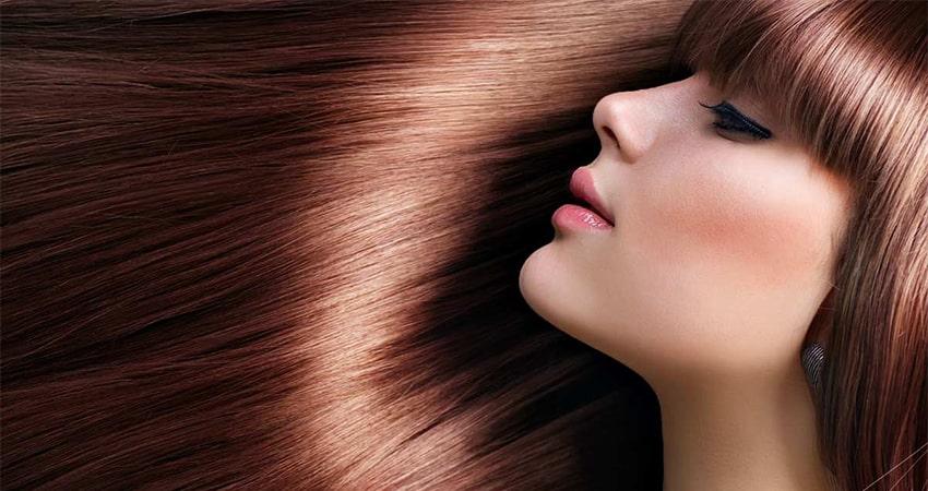 درخشندگی و رشد مو
