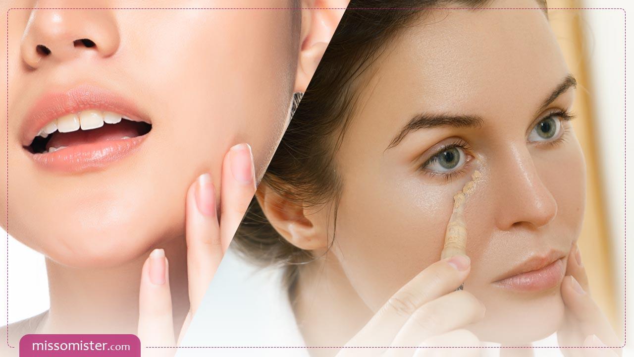 آشنایی با لوازم آرایشی مشابه | فرق بین پرایمر ، کرم پودر و کانسیلر چیست؟