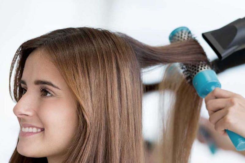 مزایای کراتین مو