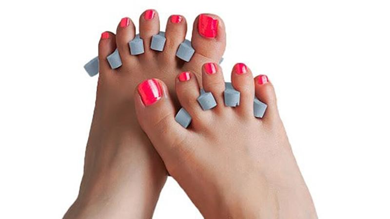 کاربرد پد لا انگشتی پا در پدیکور چیست