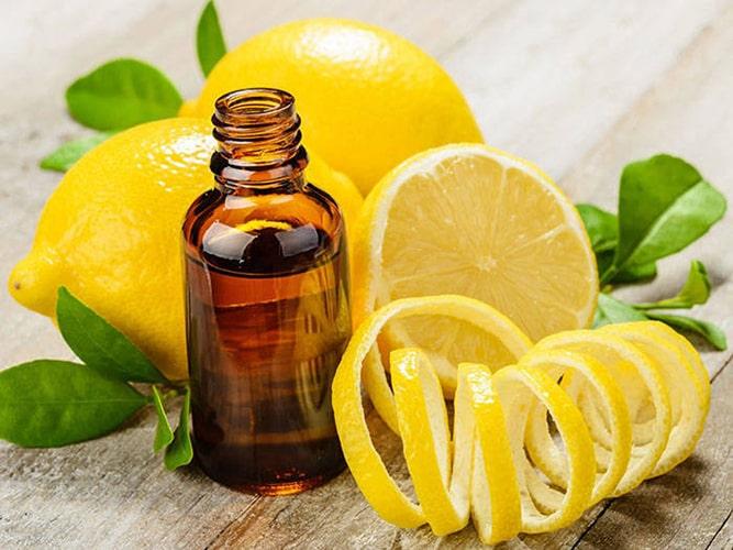 تاثیر لیمو و زیتون بر ناخن