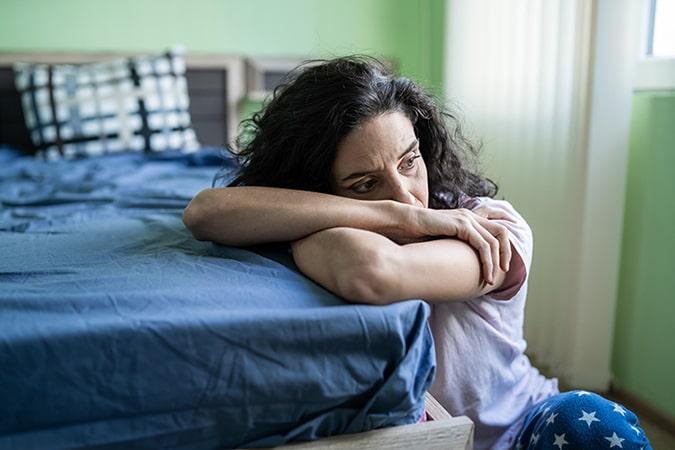 دلایل درد در زمان رابطه جنسی در خانم ها