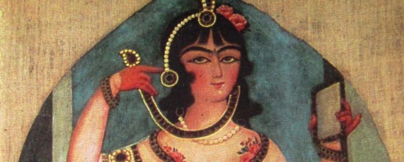 آرایش-در-ایران-باستان
