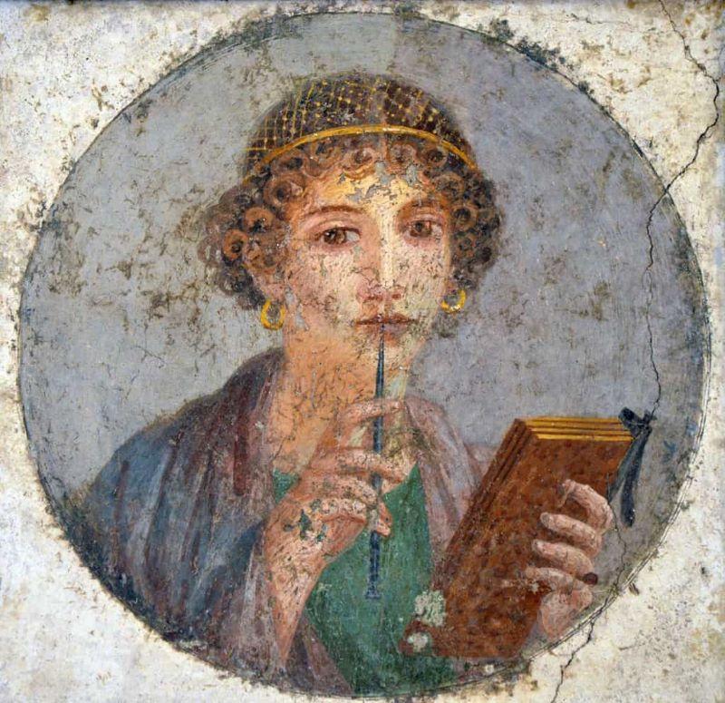 تاریخچه خود آرایی زنان یونانی