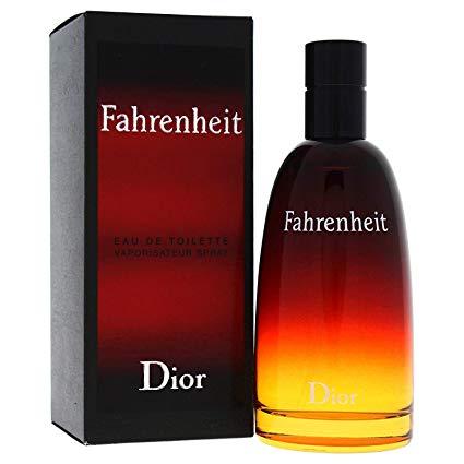 عطر فارنهایت (Fahrenheit) مردانه از برند دیور (Christian Dior)