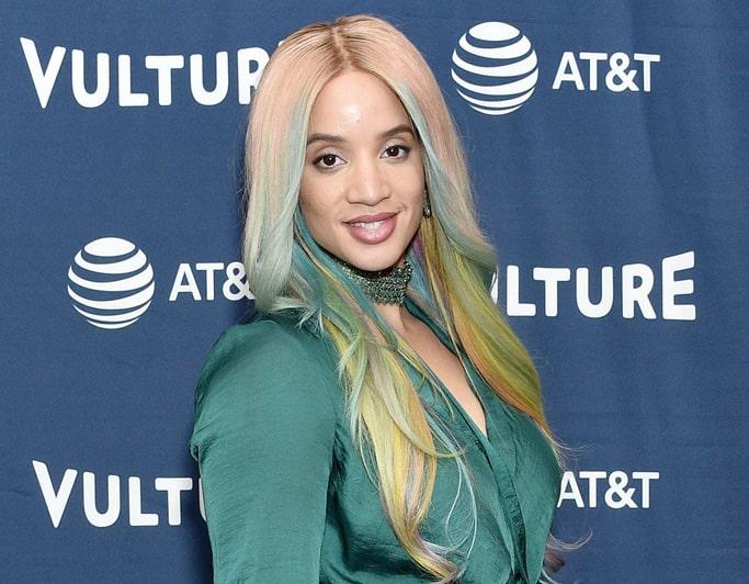 موهای رنگین کمانی