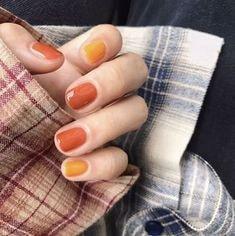 مدل لاک نارنجی
