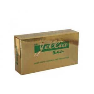 کاندوم طلایی جلیا  Jellia skin