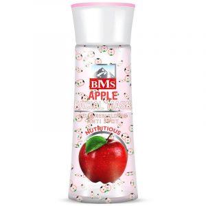 ماسک صورت میوه ای بی ام اس با عصاره سیب حجم 160 گرم