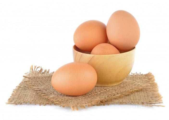 ماسک تخم مرغ